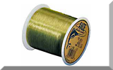 a spool of nylon monofilament fishing line