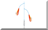 yo-Zuri Squid Jig