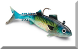 Storm Wild-Eye Mackerel Soft-Plastic Swimbait