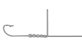 Making a Haywire Twist, Stage 3