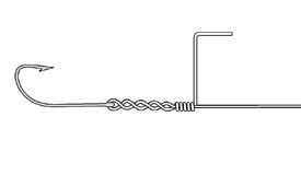 Making a Haywire Twist, Stage 4