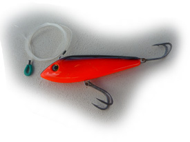 La Pesca del Atún Ojo Grande /  Big Eye Tuna  por José Manuel López Pinto Australian-runner