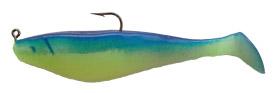 A soft-plastic shad